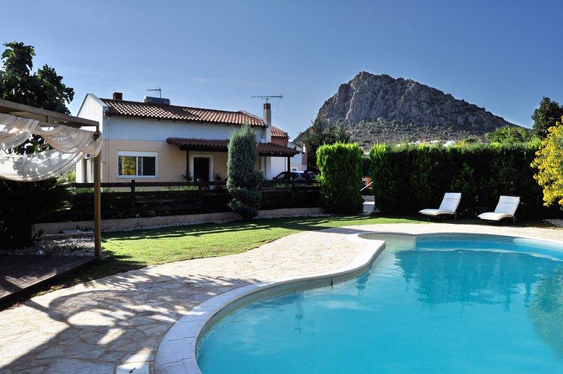 villa tselo, Ferienwohnung in Nafplio