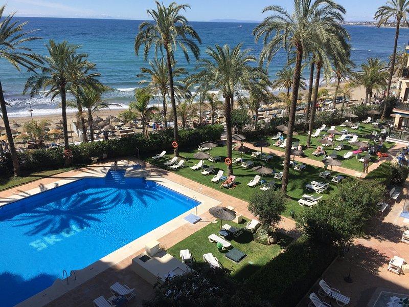Skol Apartments Marbella Beachfront Central Location 2 Bedrooms