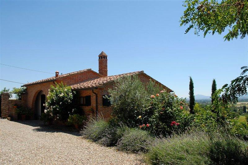 La Chianina, location de vacances à Cignano