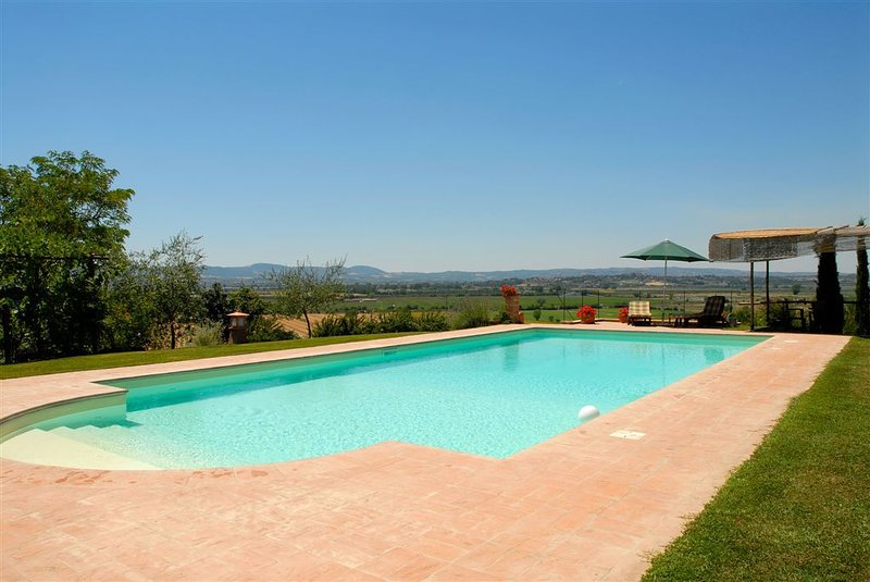 La Pievaccia Cottage Sleeps 2 with Pool and Air Con - 5336829, holiday rental in Cignano