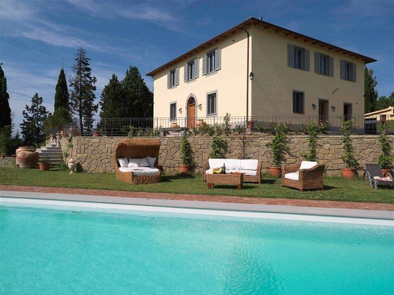 Villa Pucci, holiday rental in Certaldo