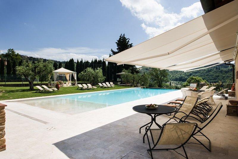 Terra, holiday rental in Tavarnelle Val di Pesa