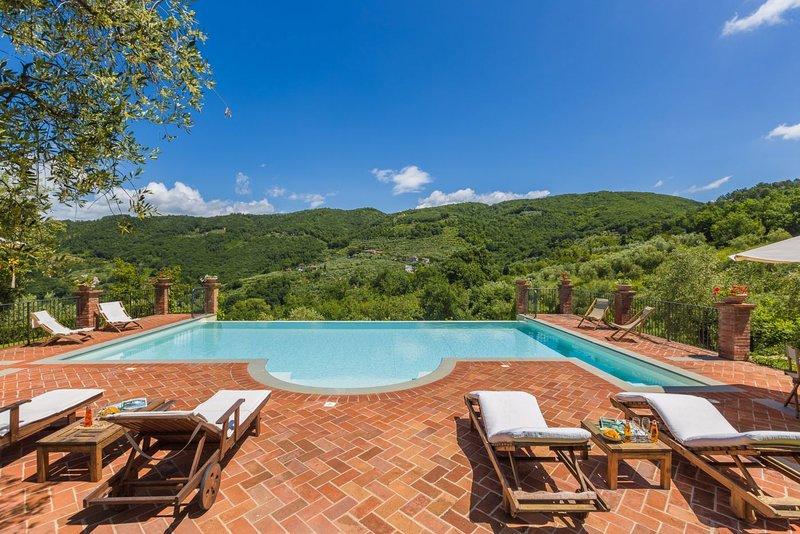 Villa Le Terme, aluguéis de temporada em Monsummano Terme