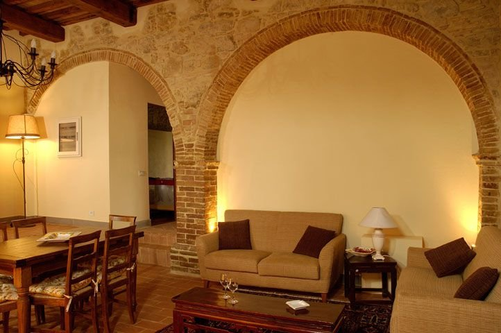 Camporbiano Apartment Sleeps 4 with Pool - 5336628, casa vacanza a Pancole
