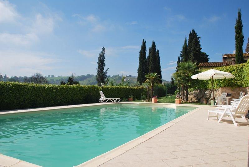 Villa Il Vecchio Fienile, vakantiewoning in San Gimignano