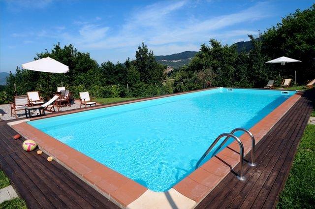 Villa Pascoli, location de vacances à Corte Cioni