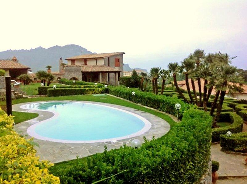 Villa Minerva, holiday rental in Scala