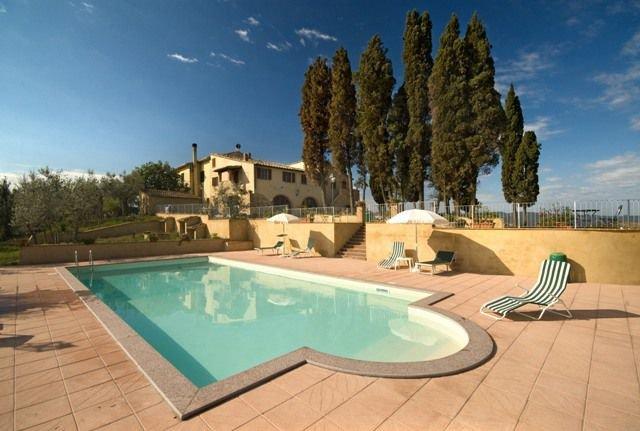 Balze O, vacation rental in Volterra