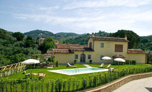 Villa Cassiopea, Ferienwohnung in Lamporecchio