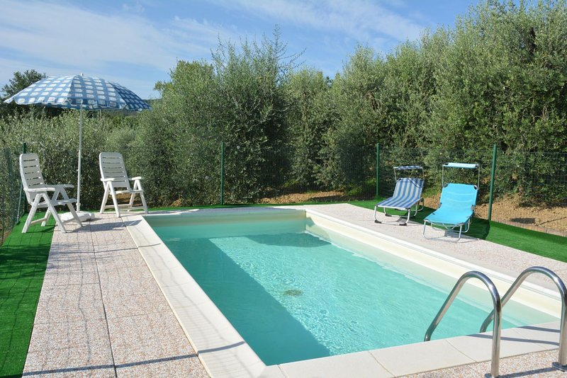 La Pergola, holiday rental in San Gimignano