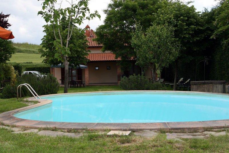 Villa Musa, holiday rental in Farneta