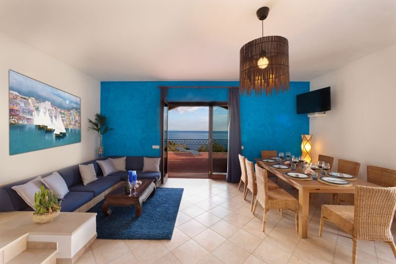 Villa Campanella, holiday rental in Nerano