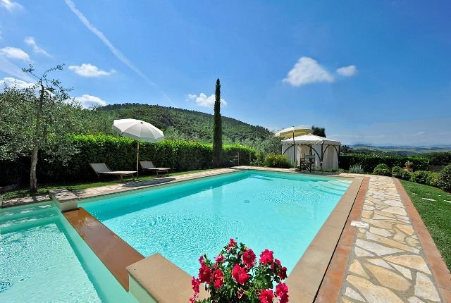 Villa Sasha, vacation rental in San Vivaldo