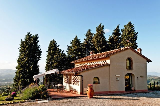 Villa Pietra Antica, holiday rental in Sammontana