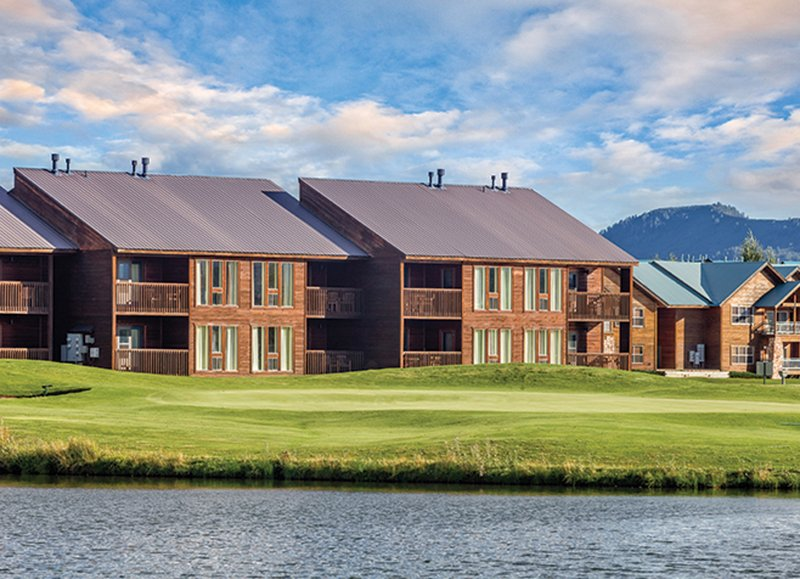 Rocky Mountain Adventure – Wyndham Pagosa Springs 2-Bedroom Condo - F1, holiday rental in Pagosa Springs