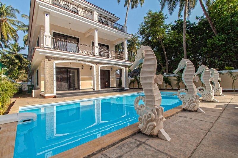 Private Luxury Villa in GOA