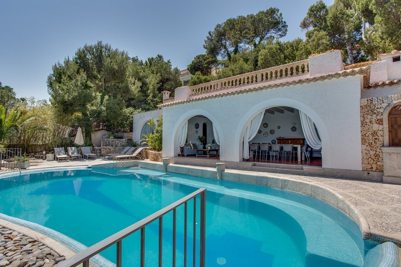 Villa Font de Sa Cala, holiday rental in Cala Ratjada