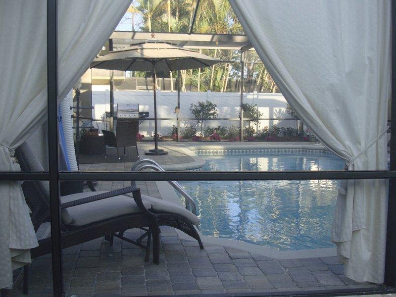 Pool & Lanai (deck)