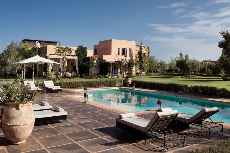 Villa Dar Zitouna, holiday rental in Marrakech
