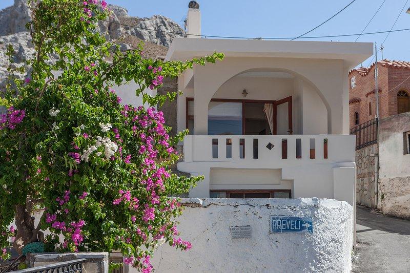 Casa Di Anemos, holiday rental in Lefkogia
