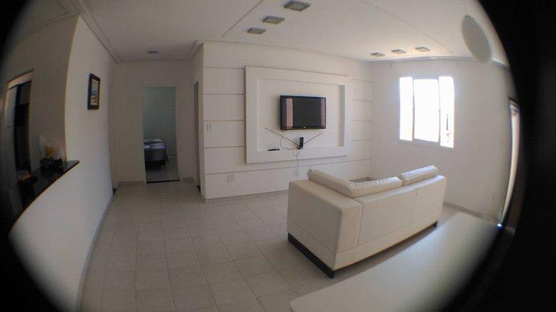 Ap. 2 quartos para 4 pessoas e adicionais de mais 4, casa vacanza a Aracaju