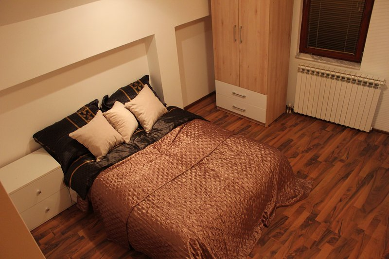 Three bedroom home in heart of Sarajevo with beautiful view, holiday rental in Sarajevo