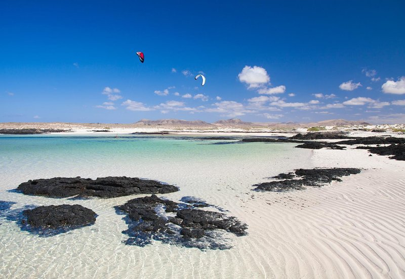 100% Sun & Relax COTILLO Harbour  WIFI , 100 m. to beach, vacation rental in El Cotillo