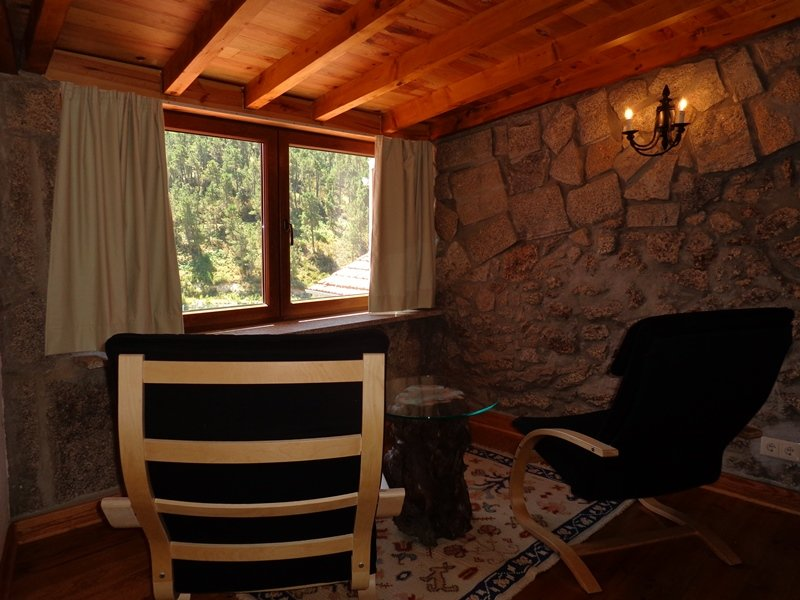 Serra da Estrela, Sabugueiro (15 min da Torre); Capacidade 11 pessoas, vacation rental in Unhais da Serra
