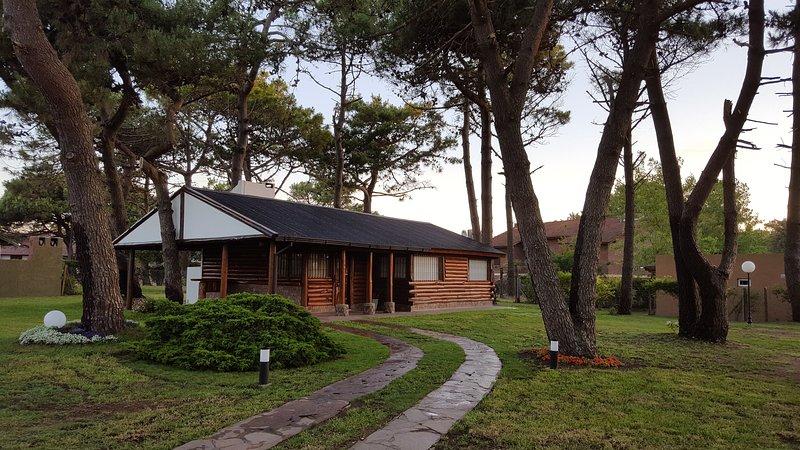 Cabaña ARKEN, vacation rental in Ostende