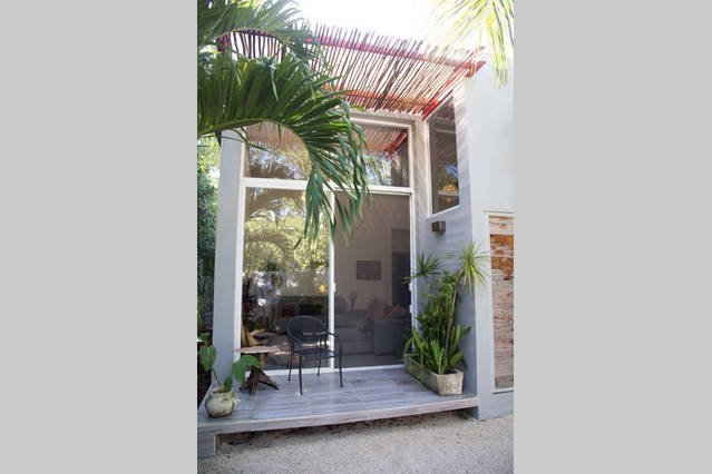 Amazing House! in a dead end street, vacation rental in Tulum