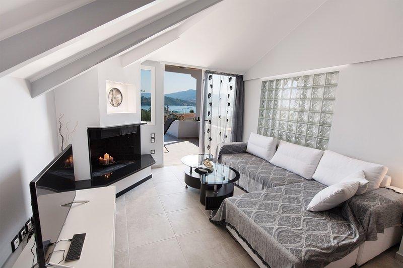 7th heaven maisonette, aluguéis de temporada em Lefkada Town