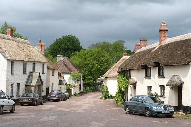 Broadhembury - a very pretty village