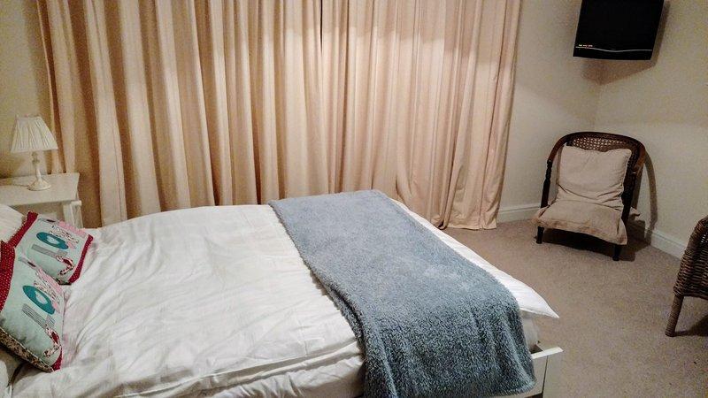 dormitorio planta baja con baño
