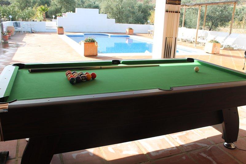 Pool / snookerbord