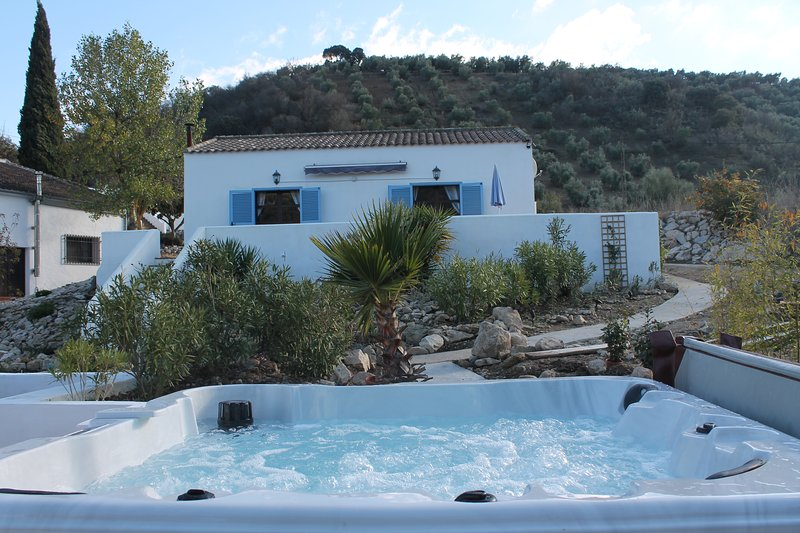 Casa Cruz. Casita, holiday rental in Riofrio