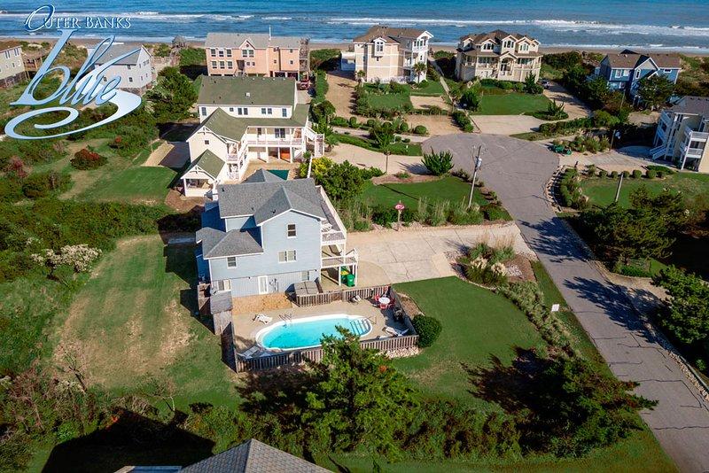 Aerial View of Inigo's Retreat