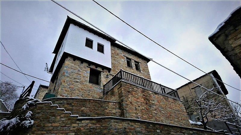 Traditional Villa in Agios Lavrentios, Pelion, location de vacances à Agria
