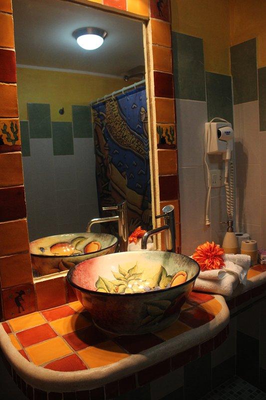 Bathroom overview Viva Maria