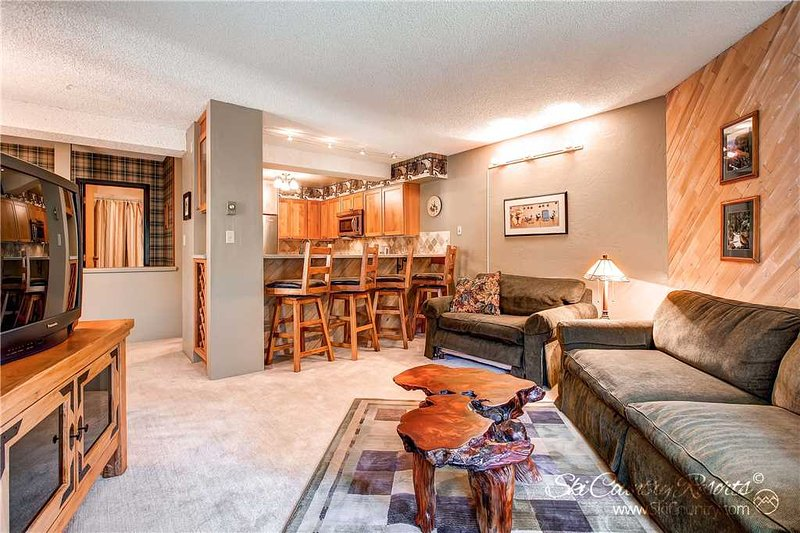 Powderhorn C303 by Ski Country Resorts, vacation rental in Breckenridge