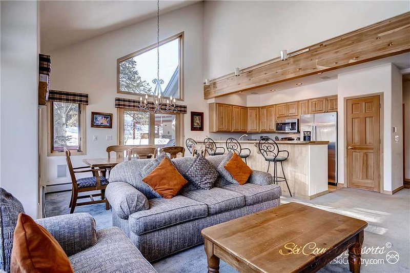 Pines 97 by Ski Country Resorts, location de vacances à Breckenridge
