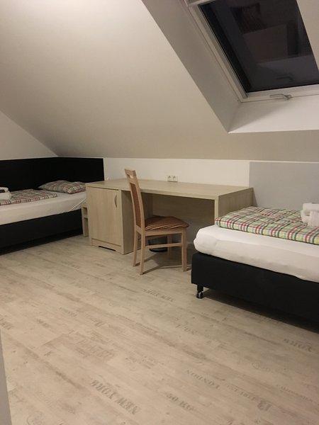 Zweibettzimmer, location de vacances à Braunschweig