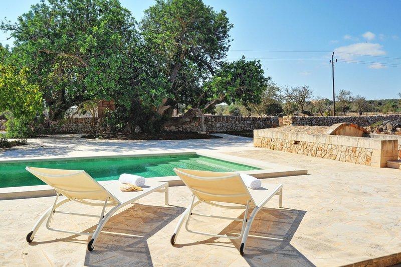 Moli, holiday rental in Santanyi