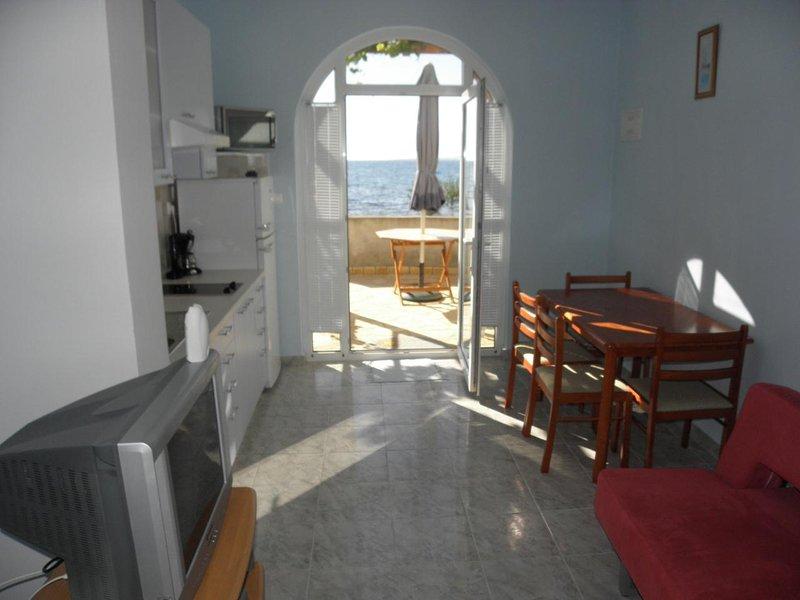 A2 Plavi (2+2): living room