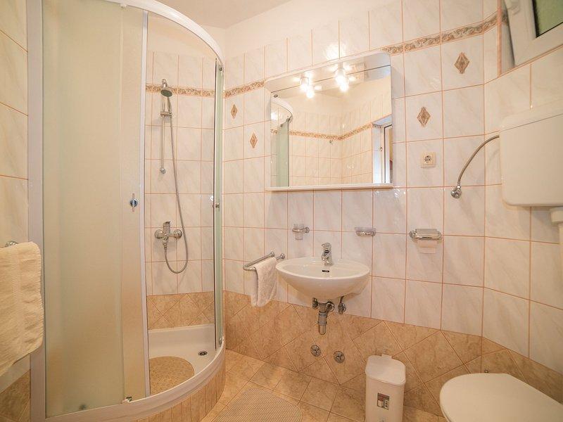 A2 boja marelice (5 + 1): baño con inodoro