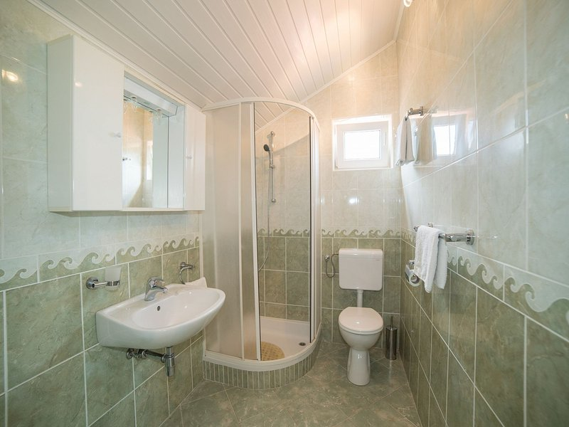 A4 zeleni(4+1): bathroom with toilet