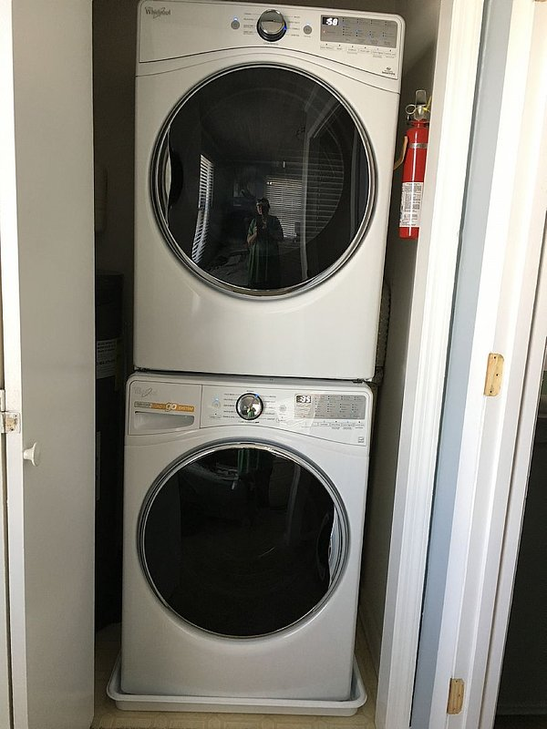 High Efficiency Washer/Dryer