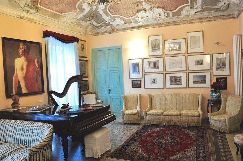 Casa Balmossière, Dimora Storica, holiday rental in Villagrazia di Carini