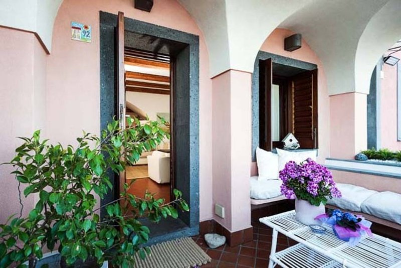 Casa Nica, holiday rental in Stazzo