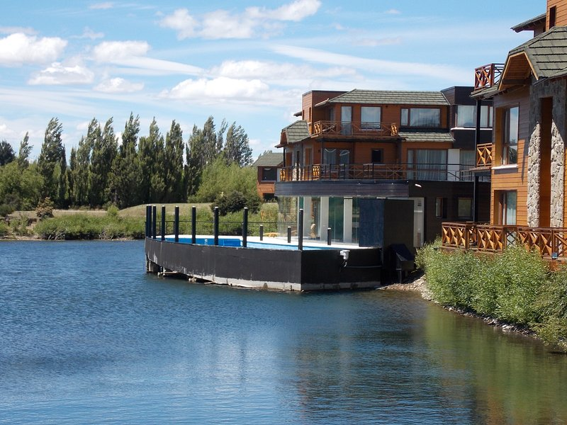 pool and lagoon