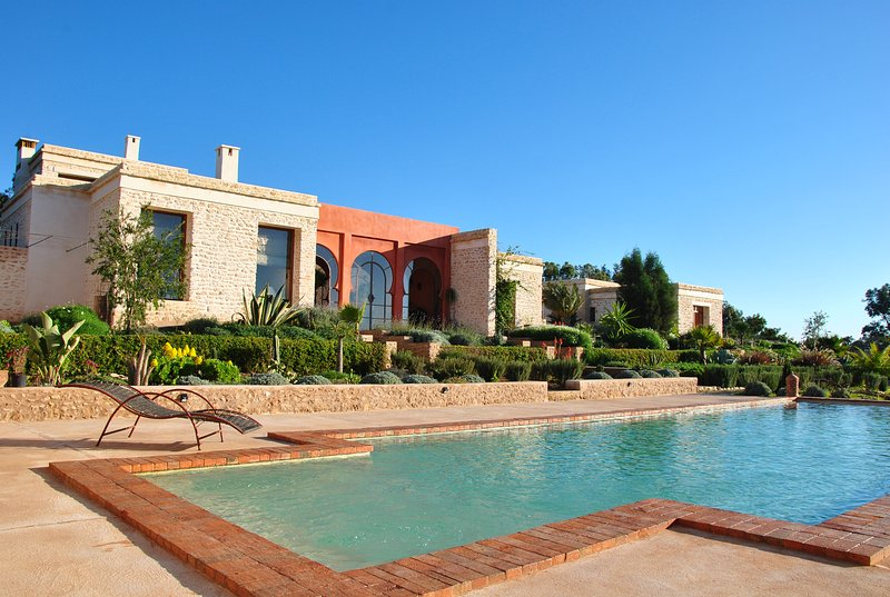 Magnificent villa near Essaouira - sea view